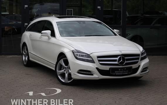 Mercedes CLS350 3,0 CDi Shooting Brake aut. BE