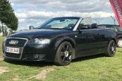 Audi A4 2,5 TDi 163 Cabriolet Multitr.