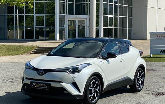 Toyota C-HR 1,8 Hybrid C-ULT CVT