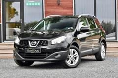 Nissan Qashqai+2 2,0 dCi Tekna aut. 4WD Van