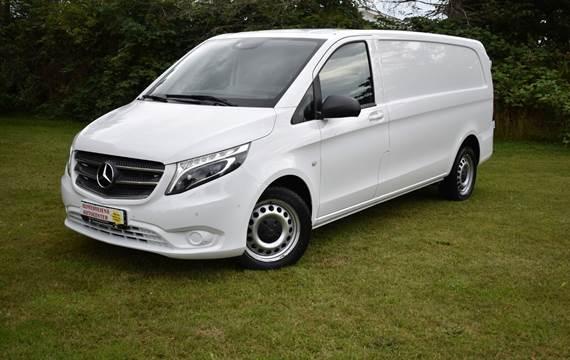 Mercedes Vito 119 2,2 CDi Complete aut. XL