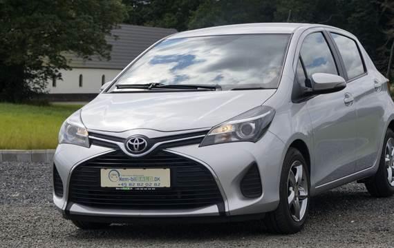 Toyota Yaris 1,4 D-4D T2 Style