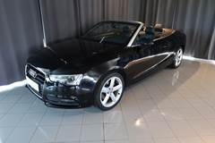 Audi A5 3,0 TDi 245 Cabriolet quattro S-tr.