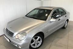 Mercedes C180 1,8 Komp. Classic aut.