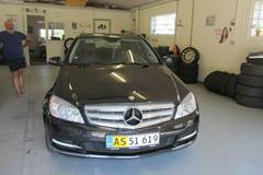 Mercedes C200 2,2 CDi stc. Van