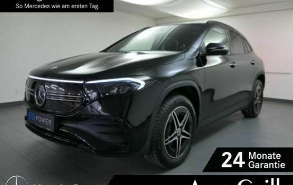 Mercedes EQA250 EQA  250 AMG Night LED AHK 360°Cam PanoDa Distr+