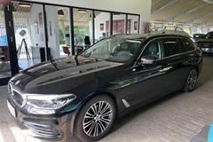 BMW 520d 2,0 Touring  D Steptronic  Stc 8g Aut.