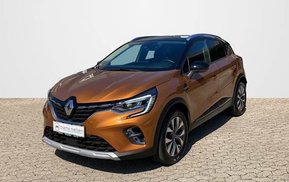 Renault Captur 1,5 dCi 115 Intens EDC Van