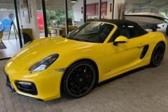 Porsche Boxster 3,4 GTS  PDK  Cabr. 7g Aut.