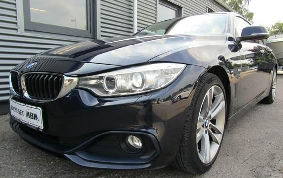 BMW 418d 2,0 Gran Coupé aut.