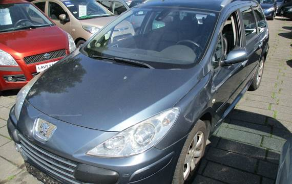 Peugeot 307 2,0 HDi 136 Griffe SW 7prs