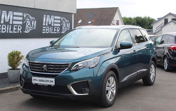 Peugeot 5008 1,6 BlueHDi 120 Allure