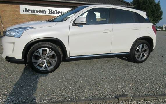Citroën C4 Aircross 1,8 HDi 150 Exclusive