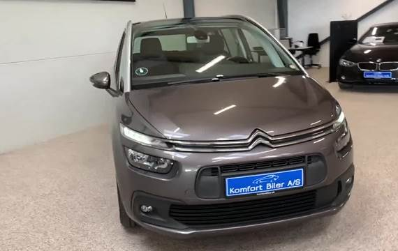 Citroën Grand C4 Picasso 1,6 BlueHDi 120 Iconic