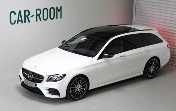 Mercedes E53 3,0 AMG stc. aut. 4Matic+