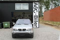 BMW X 5 4,4 BMW X5 4,4 i 4x4 286HK 5d Aut.
