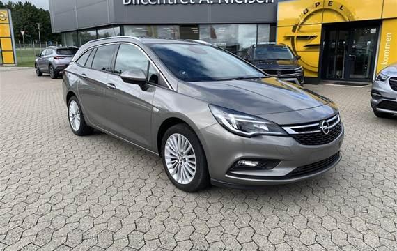 Opel Astra 1,4 Turbo Innovation 150HK 5d 6g