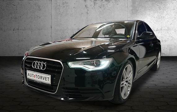 Audi A6 3,0 TFSi quattro S-tr.