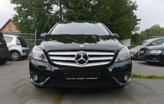 Mercedes B200 1,6 BE