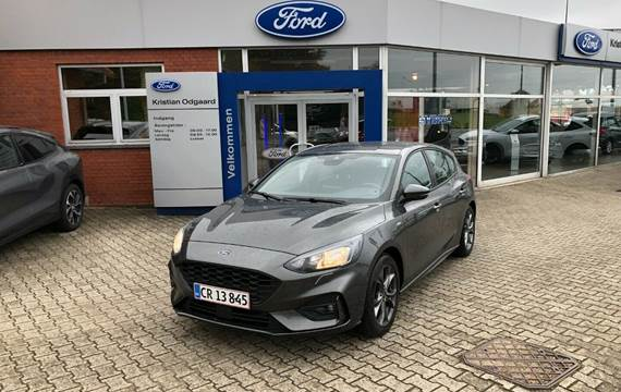 Ford Focus 1,0 EcoBoost ST-Line