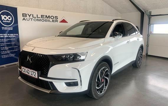 DS DS 7 CrossBack 1,6 E-Tense Performance Line Pack EAT8