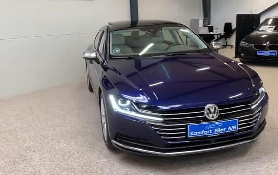 VW Arteon 2,0 TSi 190 Elegance DSG