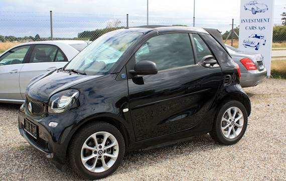 Smart Fortwo EQ Cabriolet