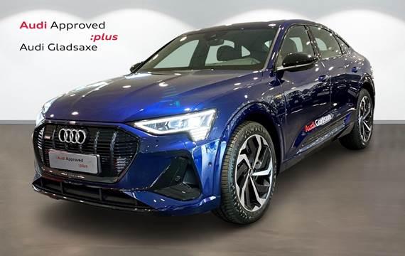 Audi e-tron S-line Prestige Sportback quattro