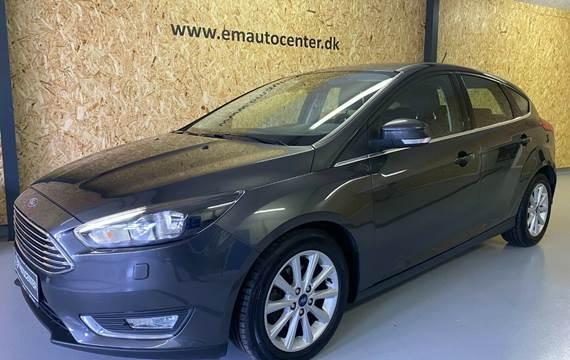 Ford Focus 1,0 SCTi 125 Titanium
