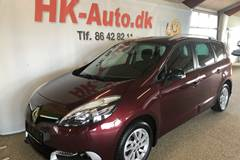 Renault Grand Scénic DCI FAP Limited 110HK 6g                 A+
