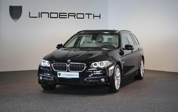 BMW 520i 2,0 Touring aut.
