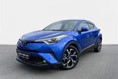 Toyota C-HR 1,8 Hybrid C-LUB Selected + Premium Multidrive S  5d Aut.