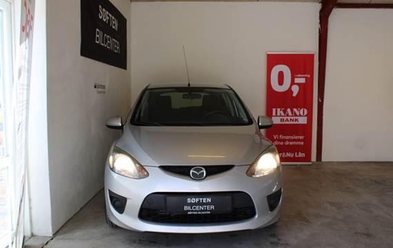 Mazda 2 1,6 DE Advance