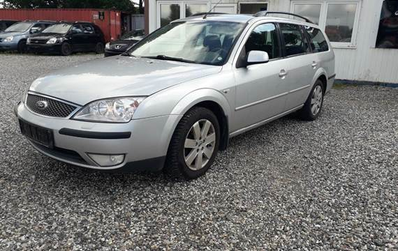 Ford Mondeo 2,0 Limited