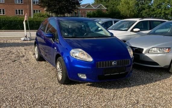 Fiat Grande Punto 1,4 16V Dynamic