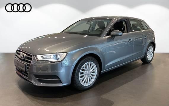 Audi A3 1,4 TFSi 140 Ambiente Sportback S-tr.