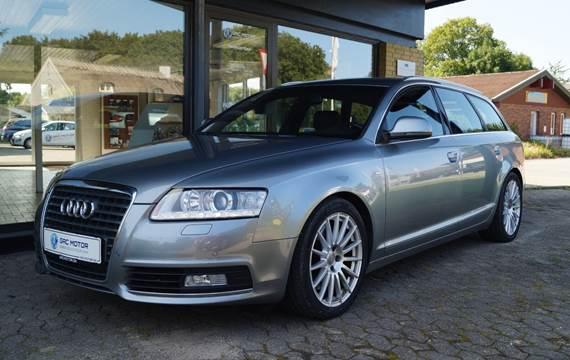 Audi A6 2,8 FSi S-line Avant Multitr.