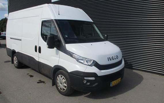 Iveco Daily 3,0 35S18 12m3  D  Van 8g Aut.