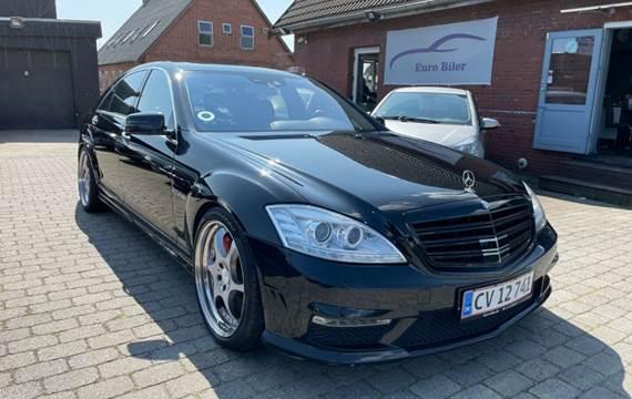 Mercedes S600 5,5 aut. lang