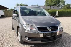 VW Touran 1,9 TDi 105 Comfortline
