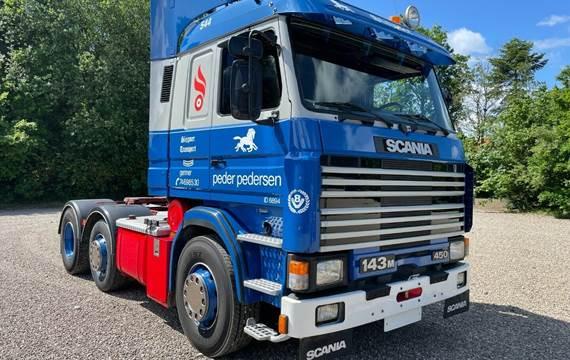 Scania R 143/450 Interc.