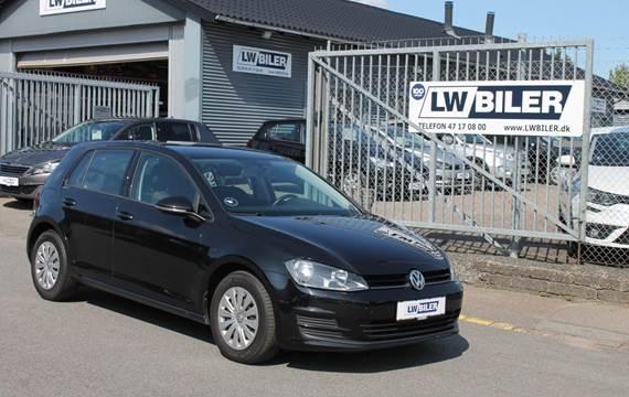 VW Golf VII 1,6 TDi 110 Style BMT