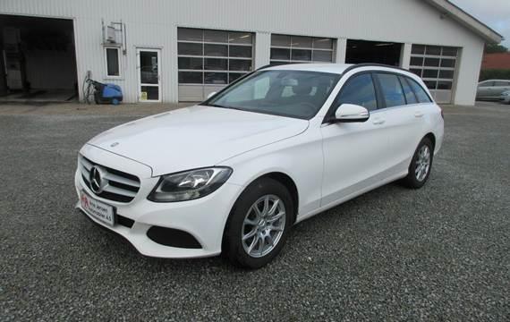 Mercedes C200 1,6 BlueTEC stc.