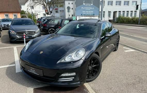 Porsche Panamera 4S 4S 4.8 V8 - 400 hk 4x4 PDKOm Virksomheden: