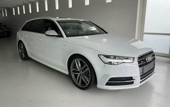 Audi S6 TFSI V8 - 450 hk quattro S tronicOm Virksomheden:
