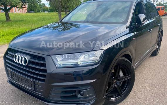 Audi Q7 50TDI quattro PANO*S-SITZE*7SITZE*NAVI*MATRIXOm Virksomheden:
