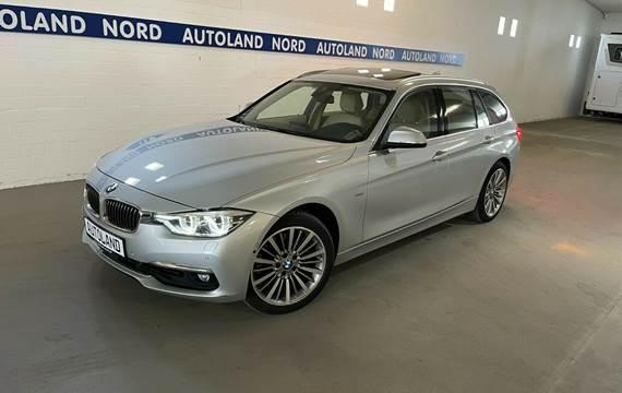 BMW 335d Touring xDrive Luxury Line*HUD*LED*Pano*CamOm Virksomheden: