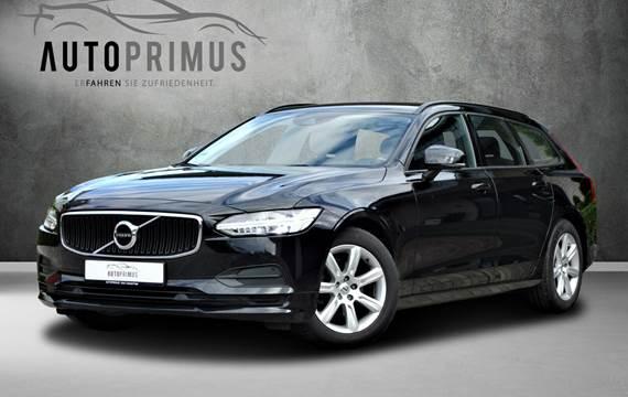 Volvo V90 Combi 2.0 D3 - 150 hk AutomaticOm Virksomheden: