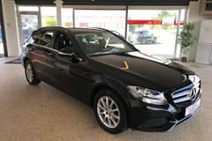 Mercedes C200 1,6 BlueTEC Business stc. aut.