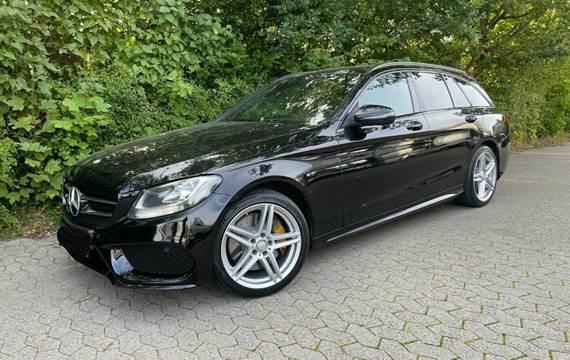 Mercedes C250 d C250d - 204 hk 7G-TRONICOm Virksomheden: